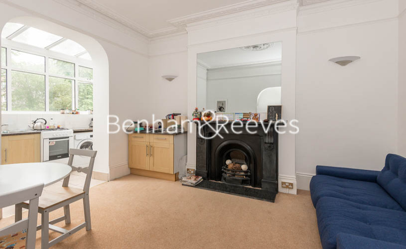 picture of studio flat in  Hampstead