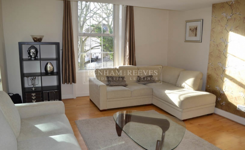 picture of 2-bed flat in  Hampstead