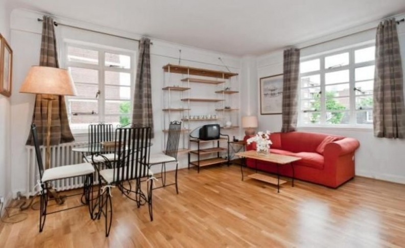 picture of studio flat in  Knightsbridge