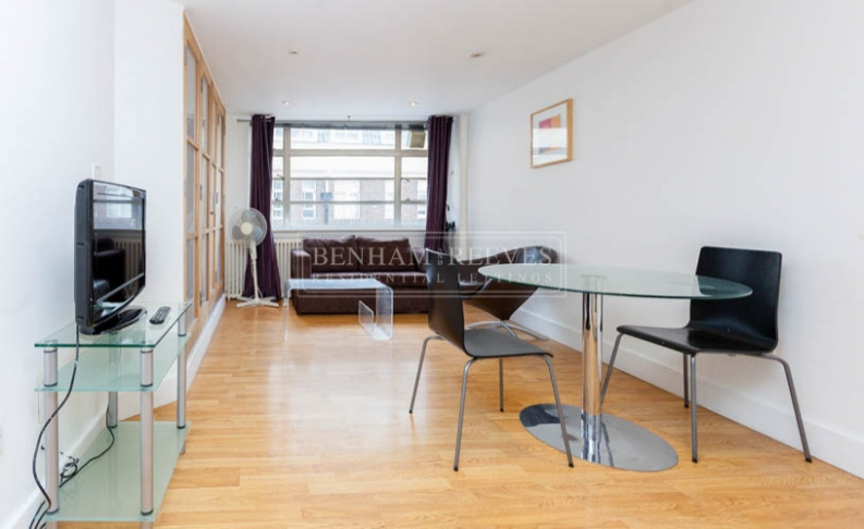 picture of 1 Bedroom(s) flat in  Nell Gwynn House, Sloane Avenue, SW3
