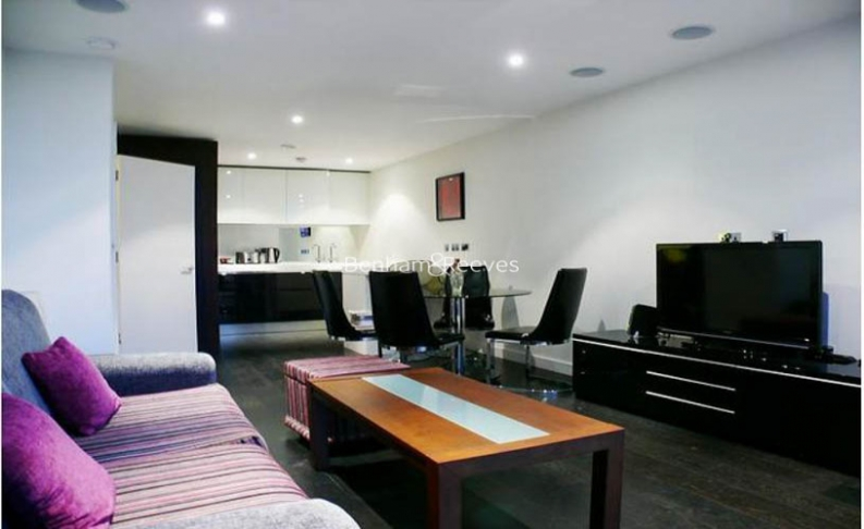 picture of 1 Bedroom(s) flat in  Caro Point, Grosvenor Waterside, Victoria SW1