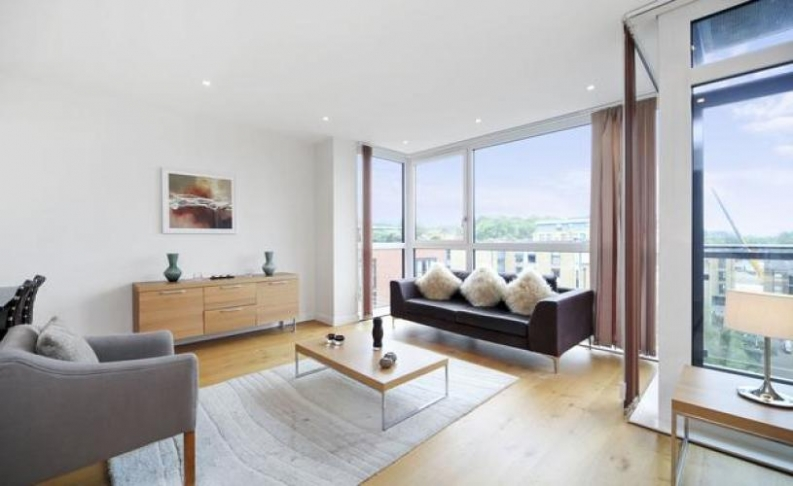 picture of 1 Bedroom(s) flat in  Grosvenor Waterside, Chelsea, SW1