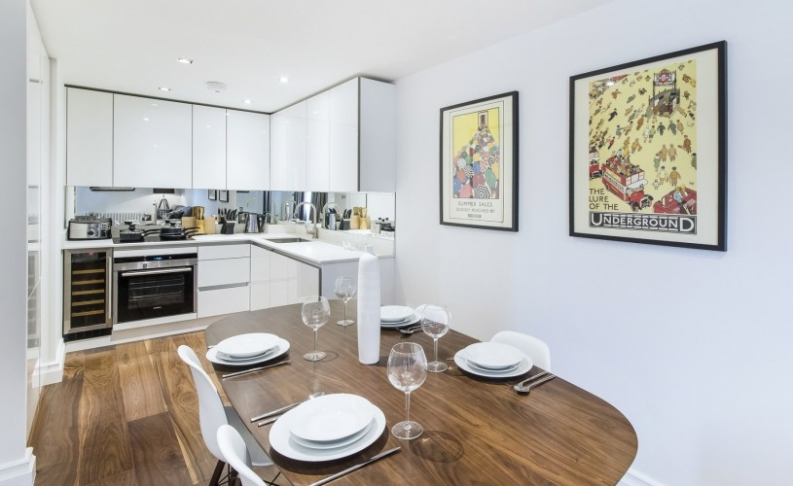picture of 1 Bedroom(s) flat in  The Hansom, Victoria SW1