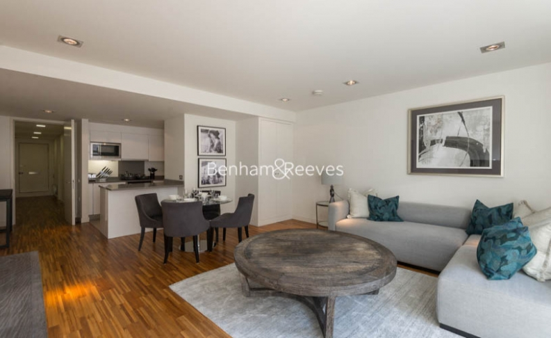 picture of 1 Bedroom(s) flat in  Fulham Road, Chelsea, SW3