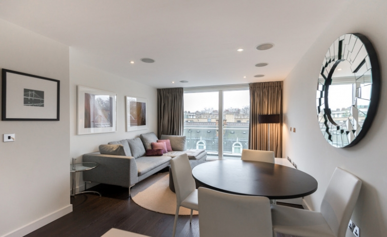 picture of 1 Bedroom(s) flat in  Grosvenor Waterside, Victoria SW1