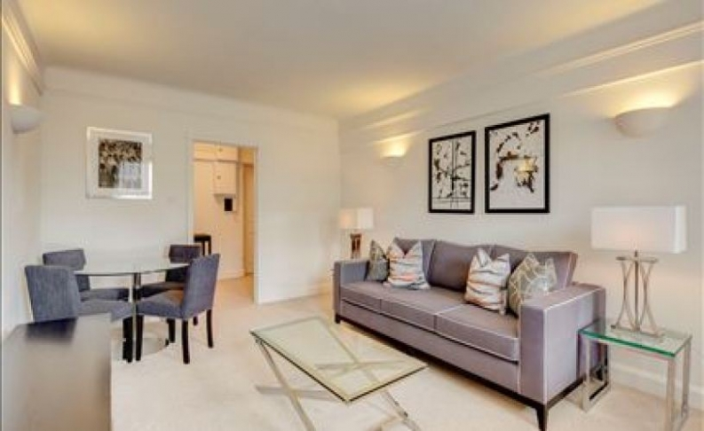 picture of 2 Bedroom(s) flat in  Pelham Court, South Kensington, SW3