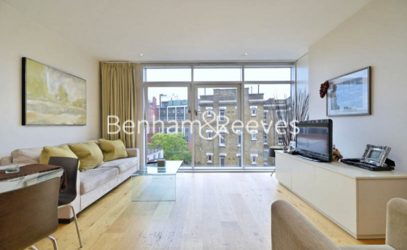 picture of 1 Bedroom(s) flat in  Hepworth Court, Grosvenor Waterside, SW1