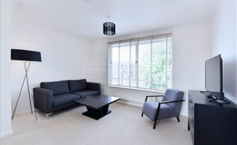 picture of 2 Bedroom(s) flat in  161 Fulham Road, Chelsea, SW3