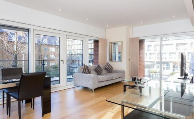 picture of 1 Bedroom(s) flat in  Grosvenor Waterside, Gatliff Road, SW1W