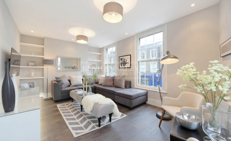 picture of 2 Bedroom(s) flat in  Warwick Way, Pimlico, SW1V