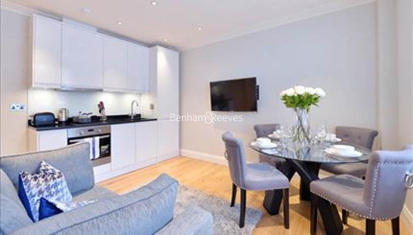picture of 1 Bedroom(s) flat in  Hill Street, Mayfair, W1J