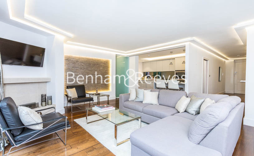 picture of 3 Bedroom(s) flat in  Ebury Street, Belgravia, SW1W