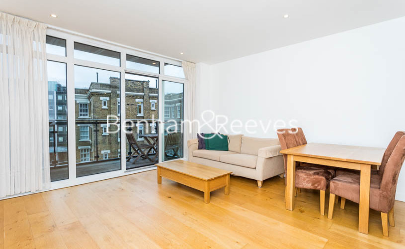 picture of 1 Bedroom(s) flat in  Grosvenor Waterside, Chelsea Embankment, SW1W