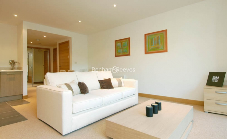 picture of Studio flat in  Oswald Building, Chelsea Bridge Wharf, SW8