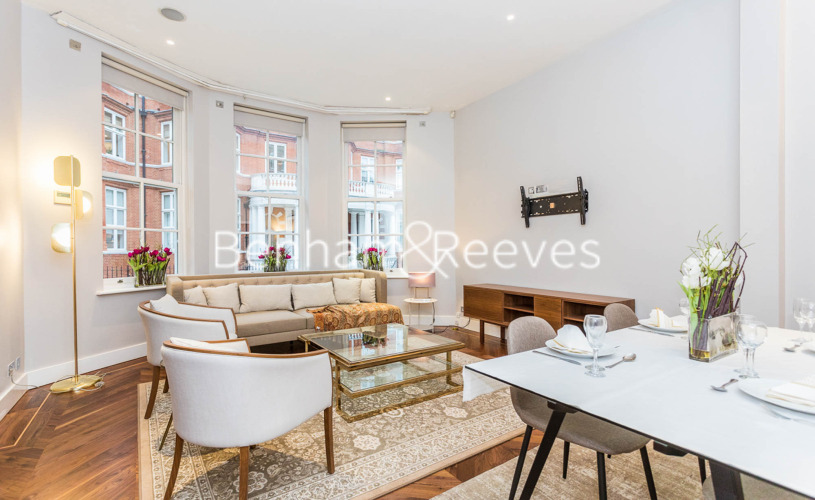 picture of 2 Bedroom(s) flat in  Hans Crescent, Knightsbridge, SW1X