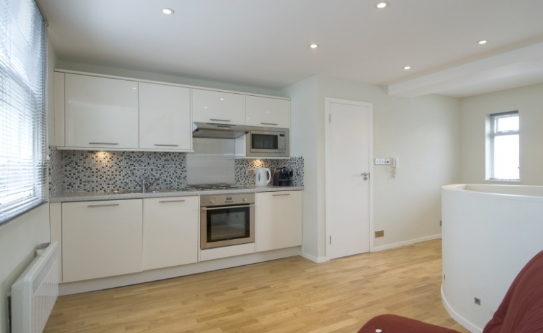 picture of 1 Bedroom(s) flat in  Brompton Road, South Kensington, SW3
