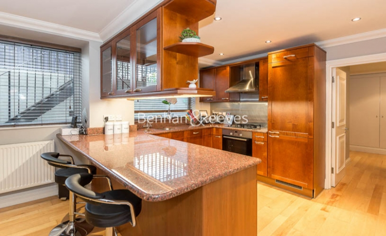 picture of 1 Bedroom(s) flat in  Hyde Park Gate, Kensington, SW7