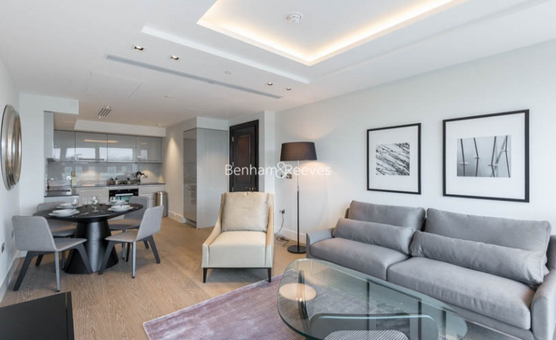 picture of 1 Bedroom(s) flat in  Kensington High Street, Kensington, W14
