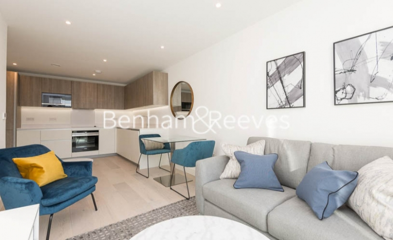 picture of 1 Bedroom(s) flat in  The Atelier, Sinclair Road, W14
