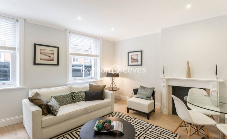 picture of 1 Bedroom(s) flat in  Thackeray Street, Kensington, W8