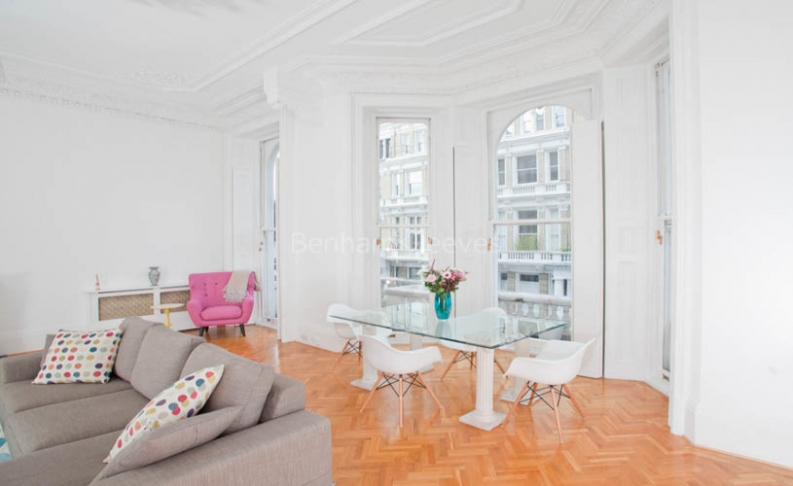 picture of 1 Bedroom(s) flat in  Cornwall Gardens, Kensington, SW7