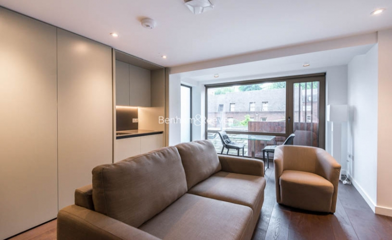 picture of Studio flat in  Gray's Inn Road, Chancery Lane, WC1