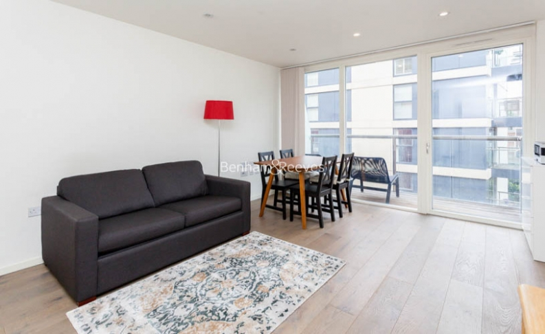 picture of 1 Bedroom(s) flat in  Seward Street, Clerkenwell, EC1V