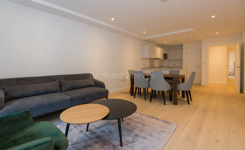 picture of 2 Bedroom(s) flat in  Kings Cross Quarter, City, N1