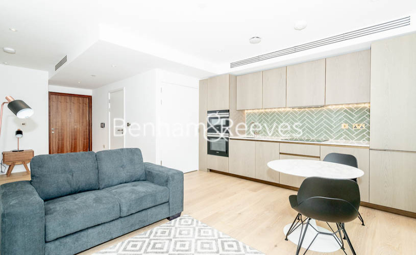 picture of Studio flat in  The Atlas Building, City Road, EC1V