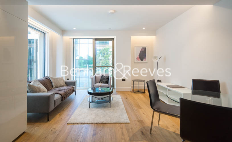picture of 1 Bedroom(s) flat in  Belvedere Gardens, Belvedere Road, Southbank Place, SE1
