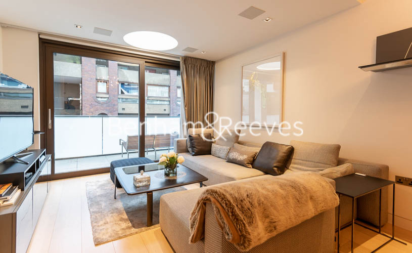 picture of 2 Bedroom(s) flat in  Roman House, Barbican, EC2Y