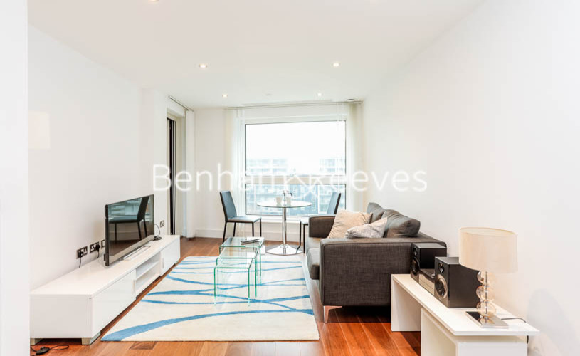 picture of 1 Bedroom(s) flat in  Lincoln Plaza, Talisman Tower, Canary Wharf, E14