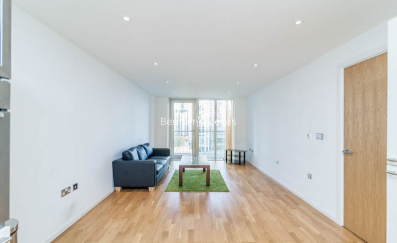 picture of 1 Bedroom(s) flat in  Ability Place, Canary Wharf, E14