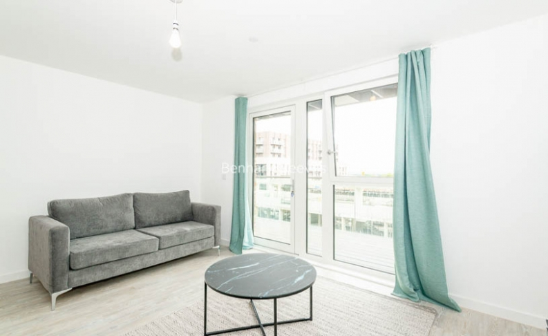 picture of 1 Bedroom(s) flat in  Chamberlain Court, Ironworks Way, E13