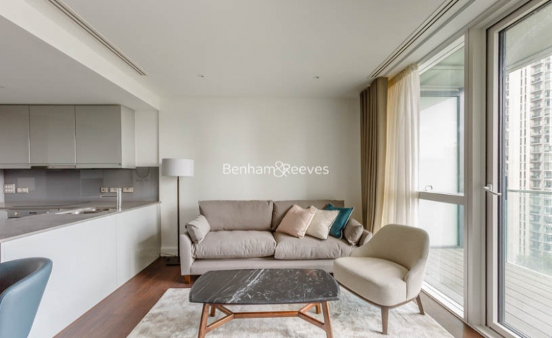 picture of 1 Bedroom(s) flat in  Sirocco Tower, Harbour Quay, E14