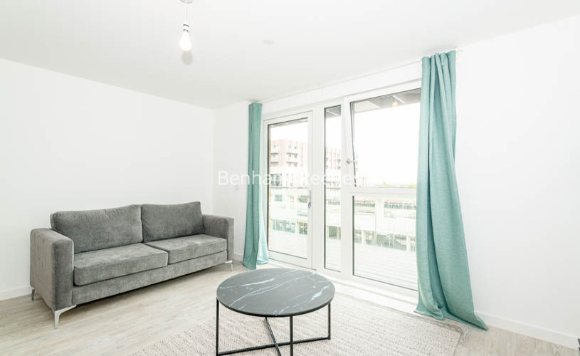 picture of 1 Bedroom(s) flat in  Chamberlain Court , Ironworks Way, E13
