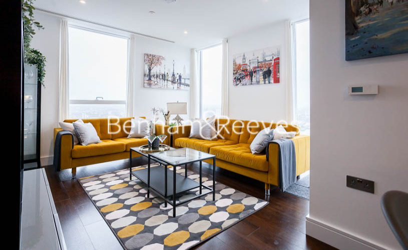 picture of 3 Bedroom(s) flat in  Maine Tower, Harbour Way, E14