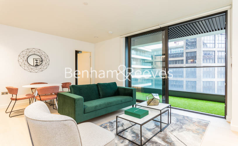 picture of 1 Bedroom(s) flat in  Wardian, Canary Wharf, E14