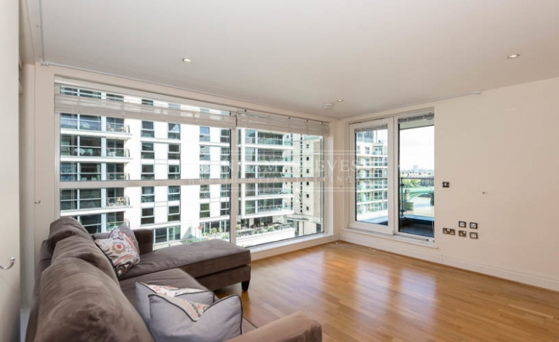 picture of 2-bed flat in  Imperial Wharf