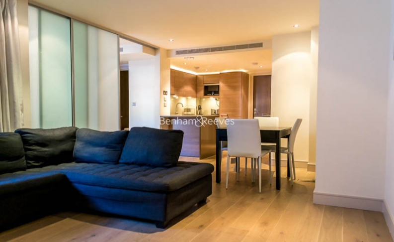 picture of studio flat in  Imperial Wharf