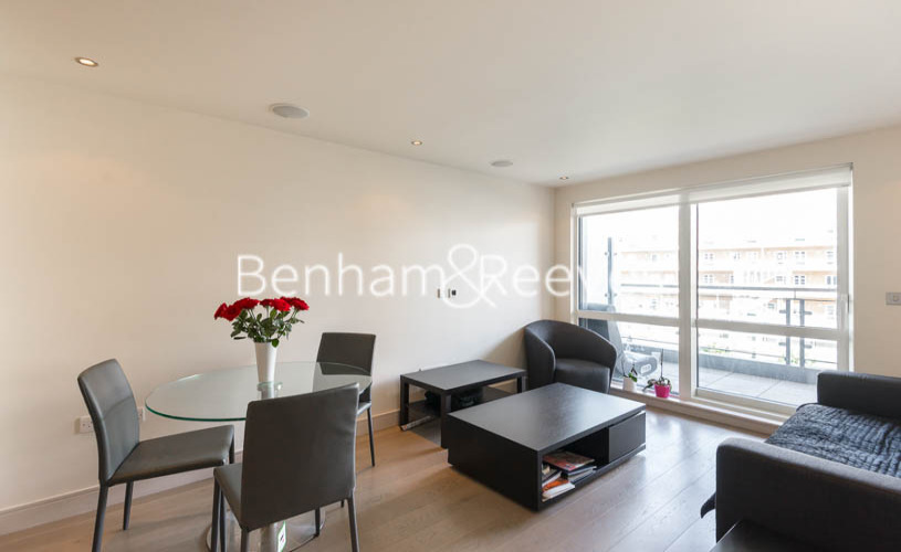picture of 1 Bedroom(s) flat in  Park Street, Fulham, SW6