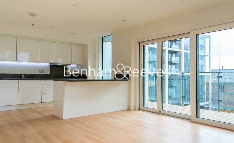 picture of 1 Bedroom(s) flat in  Enterprise Way, Imperial Wharf, SW18
