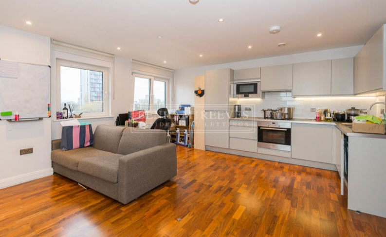 picture of 1 Bedroom(s) flat in  Battersea Reach, Imperial Wharf, SW11