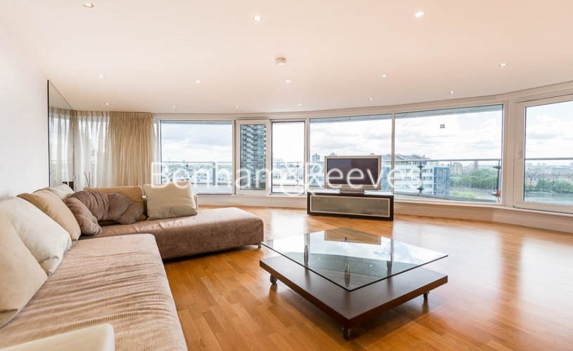 picture of 3 Bedroom(s) flat in  Chelsea Vista, Imperial Wharf, SW6