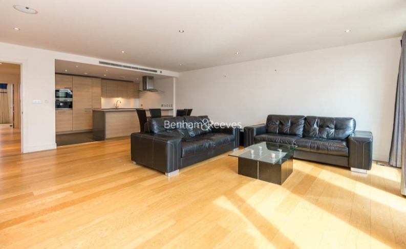 picture of 3 Bedroom(s) flat in  Mahogany House, Imperial Wharf, SW6