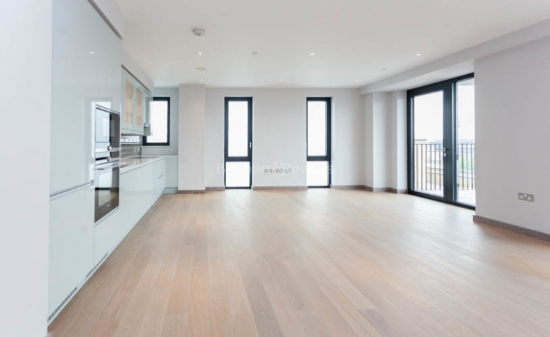 picture of 3 Bedroom(s) flat in  Ram Quarter, Wandsworth, SW18
