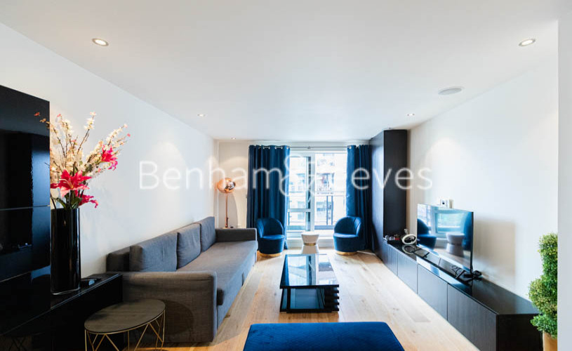 picture of 2 Bedroom(s) flat in  Counter House, Chelsea Creek, SW6