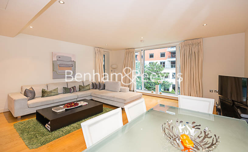 picture of 2 Bedroom(s) flat in  Marina Point, Imperial Wharf, SW6
