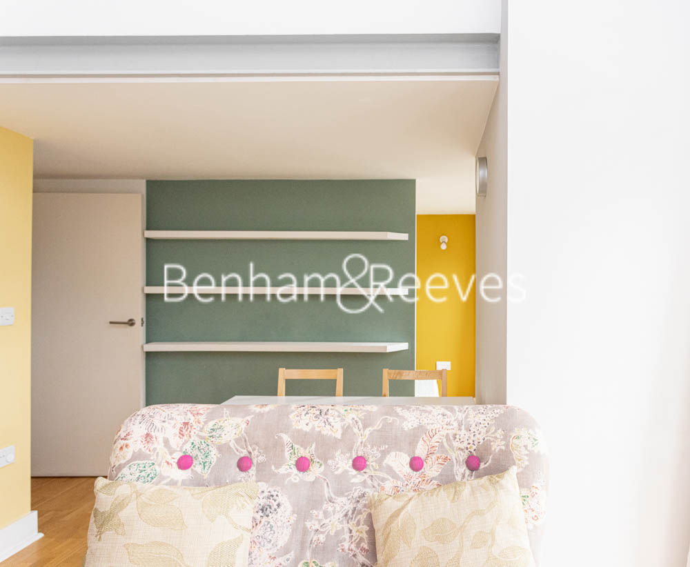 picture of 1 Bedroom(s) flat in  Cadogan Road, Royal Arsenal Riverside, SE18