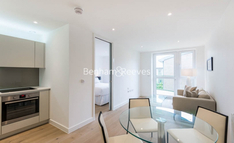 picture of Studio flat in  Maltby House, Tudway Road, SE3